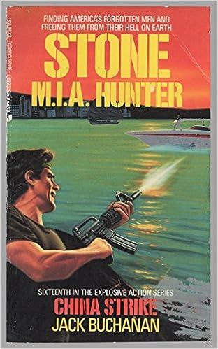 Book Stone Mia Hunter/chin