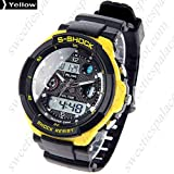 (ALIKE) AK1170 50M Waterproof Digital Watch Quartz Analog Watch Wristwatch Timepiece for Men Male Boy