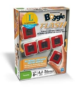 25633398 - Hasbro - Boggle Flash Langenscheidt Edition (importado de Alemania)