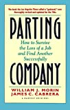 img - for Parting Company: How to Survive the Loss of a Job and Find Another Successfully (Harvest Books) book / textbook / text book