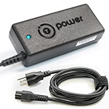 T-Power (TM) AC Adapter for HP Pavilion DV6000 DV 6000 DV6100 DV 6100 DV6200 DV 6200 DV6400 DV 6400 DV6500 DV 6500 DV6700 DV 6700 Power Supply Cord Plug Spare 18.5V 3.5A 65W AC Adapter