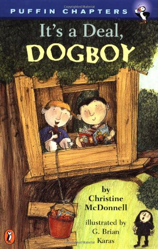 Download It's a Deal, Dogboy (Puffin Chapters) PDF