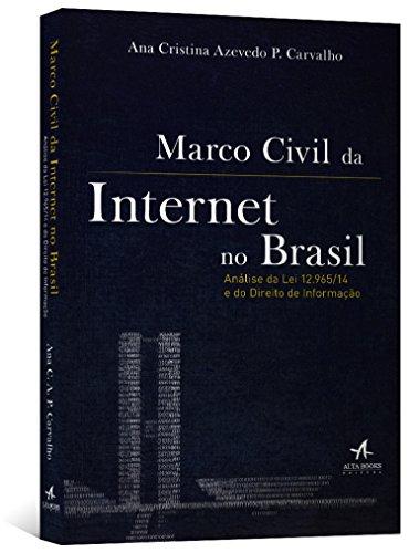 Marco civil da internet no Brasil