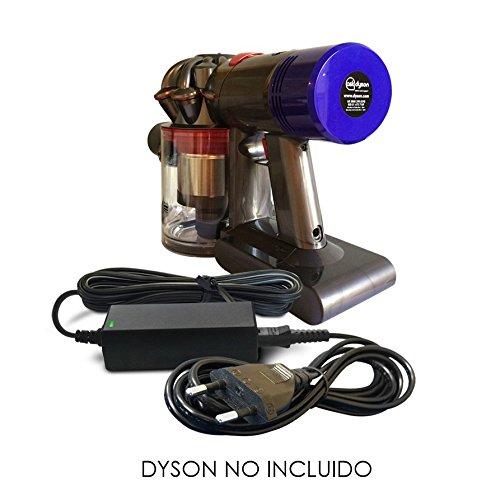 Dyson DC 26.10V / 780mA Cargador de batería para DC58, DC59, DC60, DC61, DC62, DC72, SV03, SV05 ERP, SV06, V6 Serie, V8 Serie Multi Floor / Animal ...