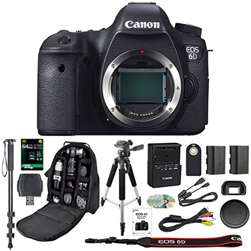 Canon EOS 6D - Bundle 3