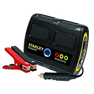Stanley P2G7S Simple Start Lithium Battery Booster