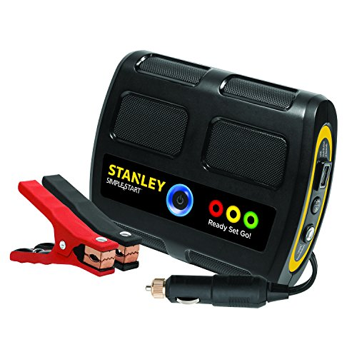 STANLEY P2G7S Simple Start Lithium Ion Portable Power and Vehicle Battery ()