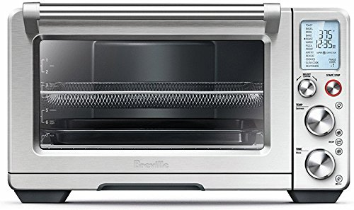 (Breville BOV900BSS Smart Oven with Air Fry, Brushed Stainless)
