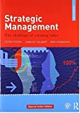 img - for Strategic Management: The Challenge of Creating Value by Peter FitzRoy (2012-01-14) book / textbook / text book
