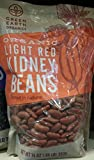 Green Earth Organics Organic Light Red Kidney Beans 14 oz (Pack of 3)