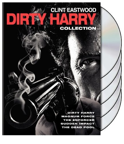 Dirty Harry Collection (Dirty Harry / Magnum Force / The Enforcer / Sudden Impact / The Dead - Pool Collection