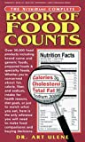The Nutribase Complete Book of Food Counts, Arthur Ulene, 0895296675