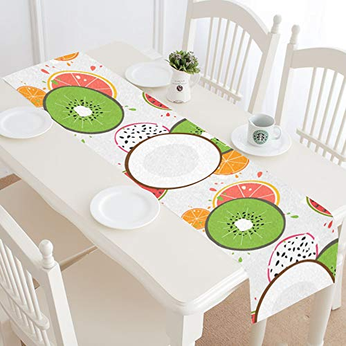 simply baked table runner - 9