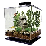 Tetra LED Cube Shaped 3 Gallon Aquarium with Pedestal Base