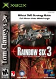 Official DVD Strategy Guide For Tom Clancy's Rainbow Six 3