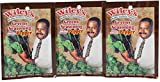 Wiley's Greens Seasoning With A Touch Of Pepper, 1.0 oz (Pack of 3)
