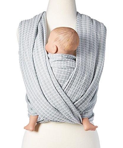 Hip Baby Wrap Woven Baby Wrap Carrier (Sky)