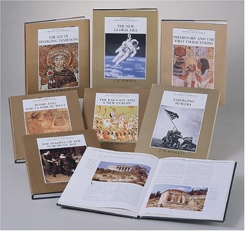 The Illustrated History of the World (10 Volume Set) pdf epub