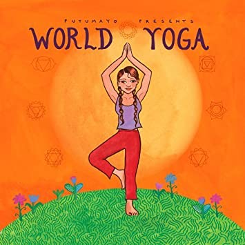 World Yoga by Putumayo Presents Audio CD: Putumayo Presents ...