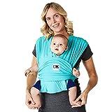 Baby K'tan Breeze Baby Carrier, Teal, Medium
