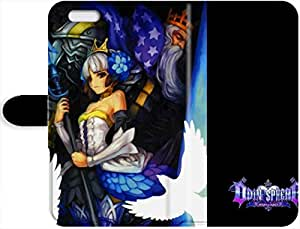 New Style New Snap-on Skin Leather Case Cover Compatible With iPhone 6/iPhone 6s - Gwendolyn - Odin Sphere 1447499PJ292091868I6 Robert Taylor Swift's Shop
