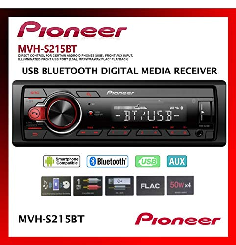 Pioneer Single Din Built-In