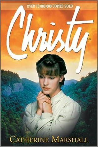 Christy Catherine Marshall 9780310241638 Amazon Books