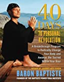 40 Days to Personal Revolution, Baron Baptiste, 074322759X