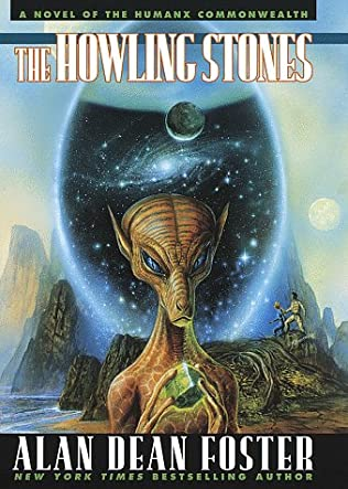 book cover of The Howling Stones