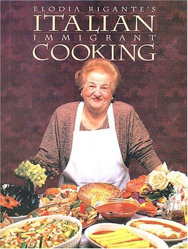 Italian Immigrant Cooking pdf epub