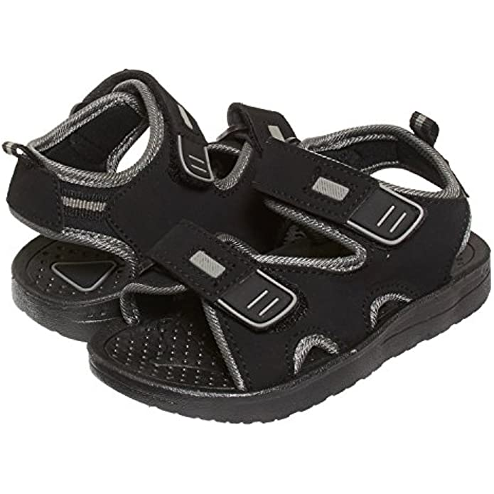 Skysole Boys Double Adjustable Strap Lightweight Sandals (See More Colors and Sizes)