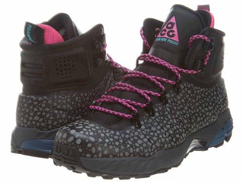 0654a16fa98 NIKE Zoom Meriwether SAFARI Posite Mens Boots 616215-040 Black 11 M US