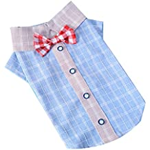 Sheng Xi Cats Puppy Apparel for Small Dogs Pet Cloth T Shirt 2 L