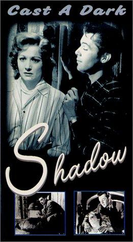 Cast a Dark Shadow [VHS]