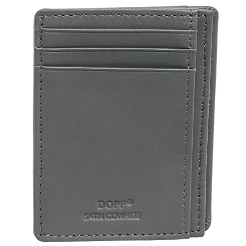 dopp-leather-regatta-88-series-front-pocket-getaway-wallet-grey