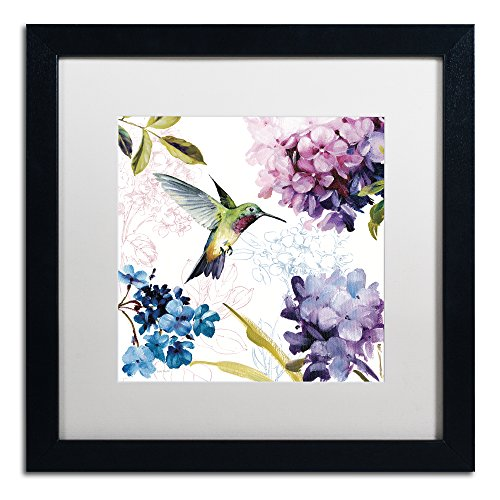 Spring Nectar Square II Wall Decor by Lisa Audit, 16