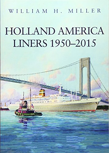 Holland America Liners 1950-2015 - Holland America Line