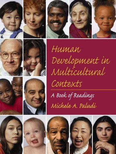 Human Development in Multicultural Contexts: A Book of Readings