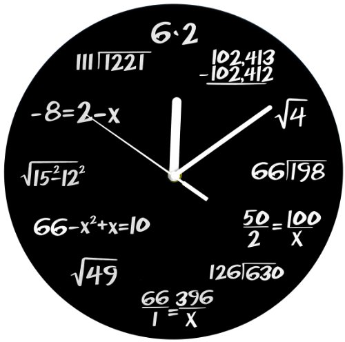 Decodyne Math Clock - Discontinued by Manufacturer