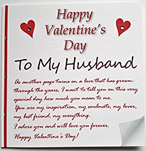 love letter to my husband handmade s card a letter to my husband 1481