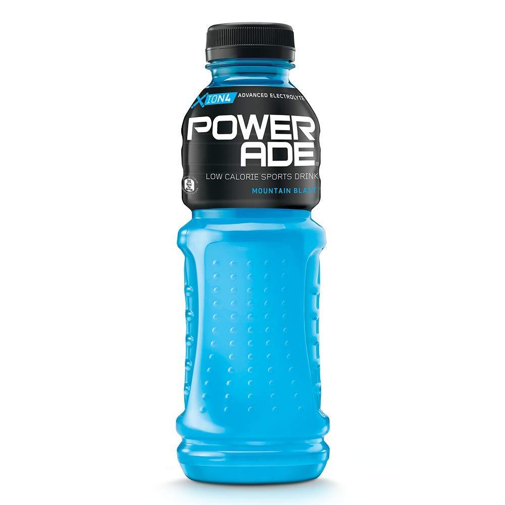 Powerade Sports Drink, 6 X 500 ml