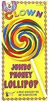 """Forum Novelties Jumbo 9"""" Tall Phoney Lollipop Novelty"""
