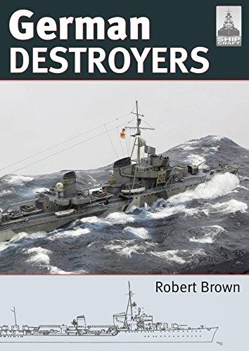 German Destroyers (ShipCraft) ()