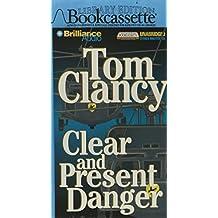 CLEAR AND PRESENT DANGER(LIB.ED.)16 CASS