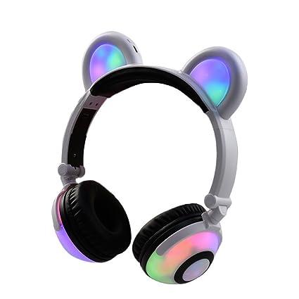 Amazon Com Twobros Kids Headphones Wired Over Ear Headphones With