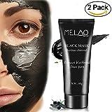 Bebemad 2 Pack Blackhead Remover Black Mask - Purifying Peel Off Mask ...