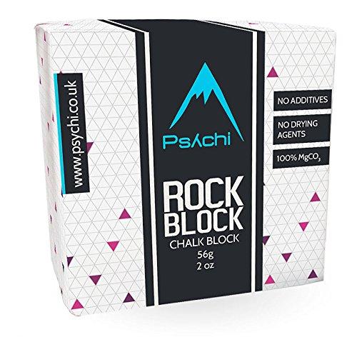 Psychi Kalk in Blockform (Klettern, Gymnastik, Gewichtheben, Stangentanz)