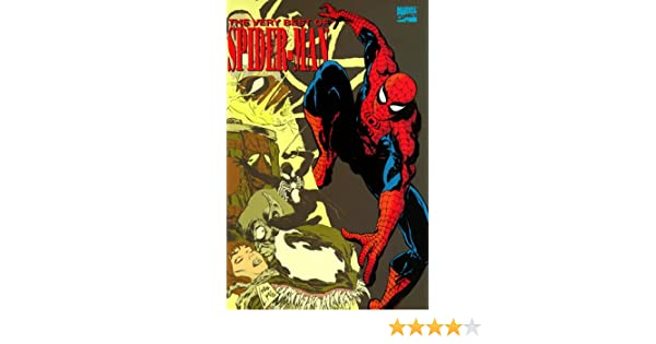 Amazon The Very Best of Spider Man Stan Lee