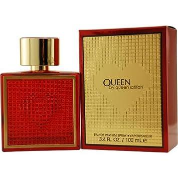 Queen Latifah Queen Eau de Parfum Spray, 3.4 Fluid Ounce