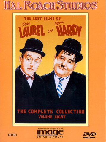 The Lost Films of Laurel & Hardy: The Complete Collection, Vol. 8 by Image Entertainment